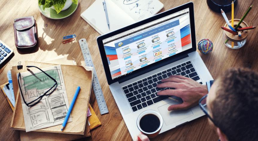 создание и разработка сайта в Харькове